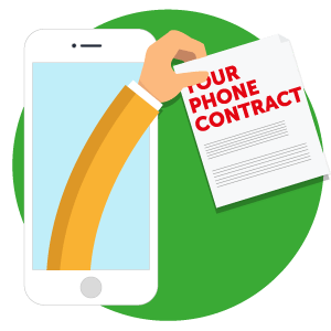 Phone contract