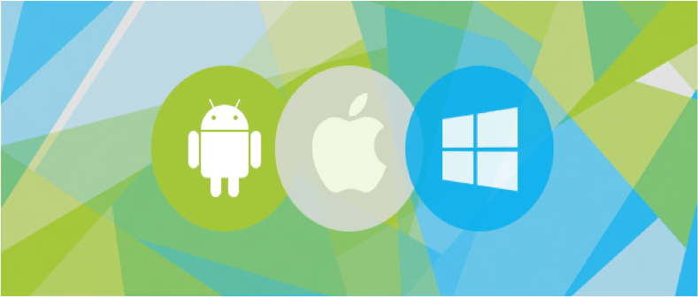 We explain the differences between Android and iOS