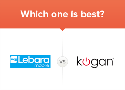 Comparing Lebara and Kogan