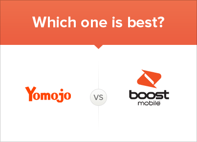 Comparing Yomojo and Boost Mobile