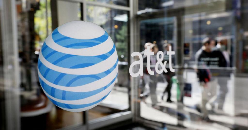 AT&T warner