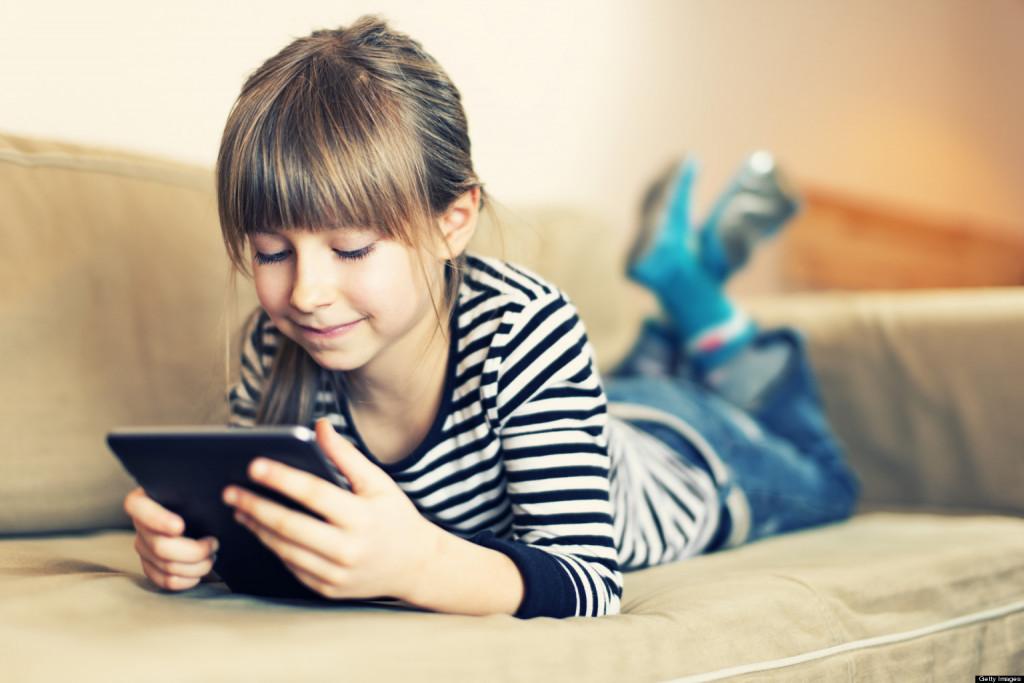 providing the internet for kids