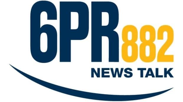 6PR Radio logo