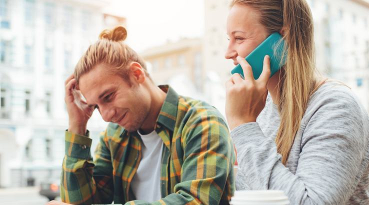 Leasing your phone is an option that more and more Australians are taking up.