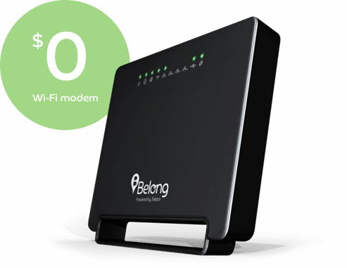 Telstra is attempting to boost its bottom line with the launch of cheap mobile broadband – Belong Mobile.