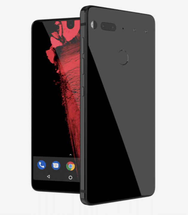 The Essential Phone is expertly crafted using titanium and ceramic, has an edge-to-edge Full Display and captures stunning images (even in low light) with the world's thinnest dual camera system ever built for a phone.