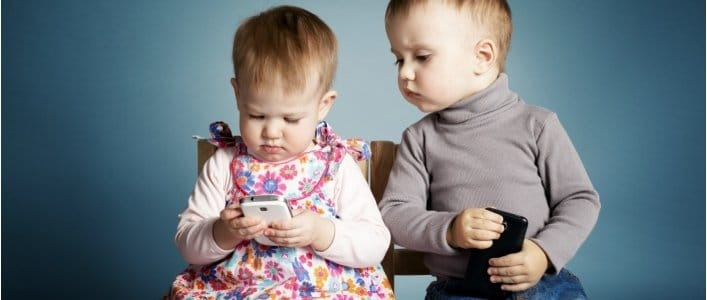 What is the Right Age to Give Your Child a Phone