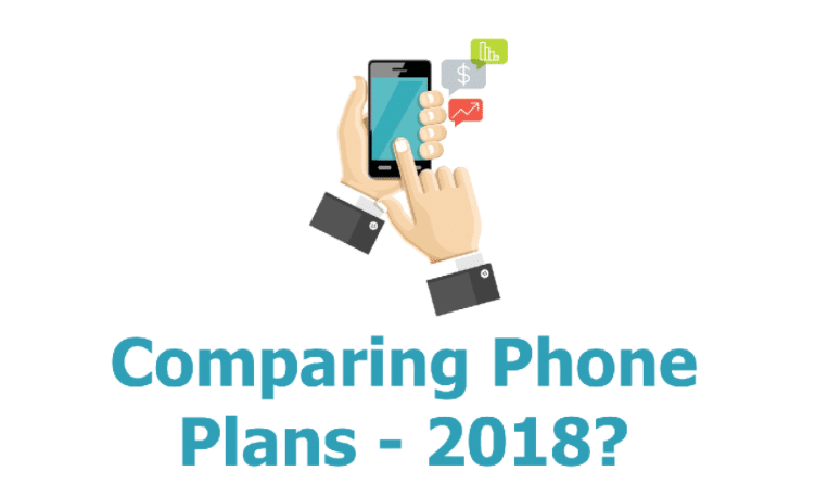 Comparing phone plans in 2018 – key trends.