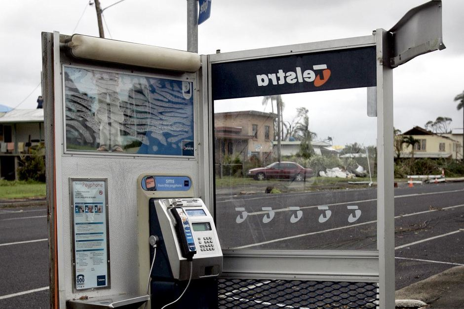 The Changing Role of Payphones in Australia