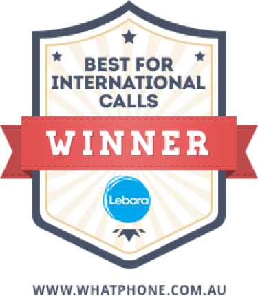 If you make more than 2 hours of International calls per month, Lebara may well be your best bet.