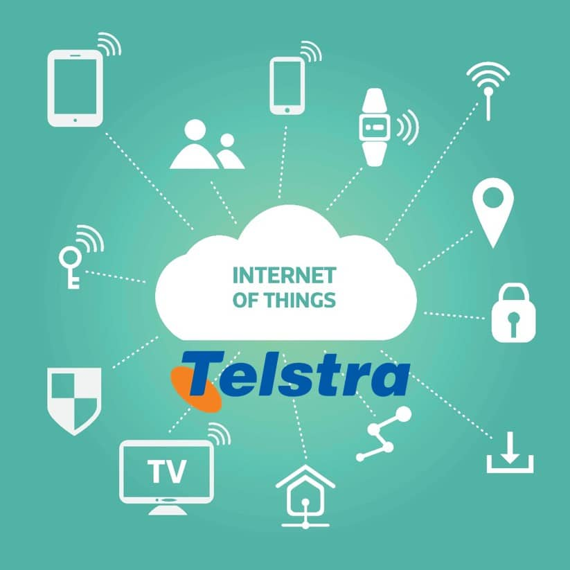 Telstra's new Internet of Things Network Launch