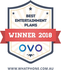 WhatPhone Awards 2018 : Best Plans With Entertainment.