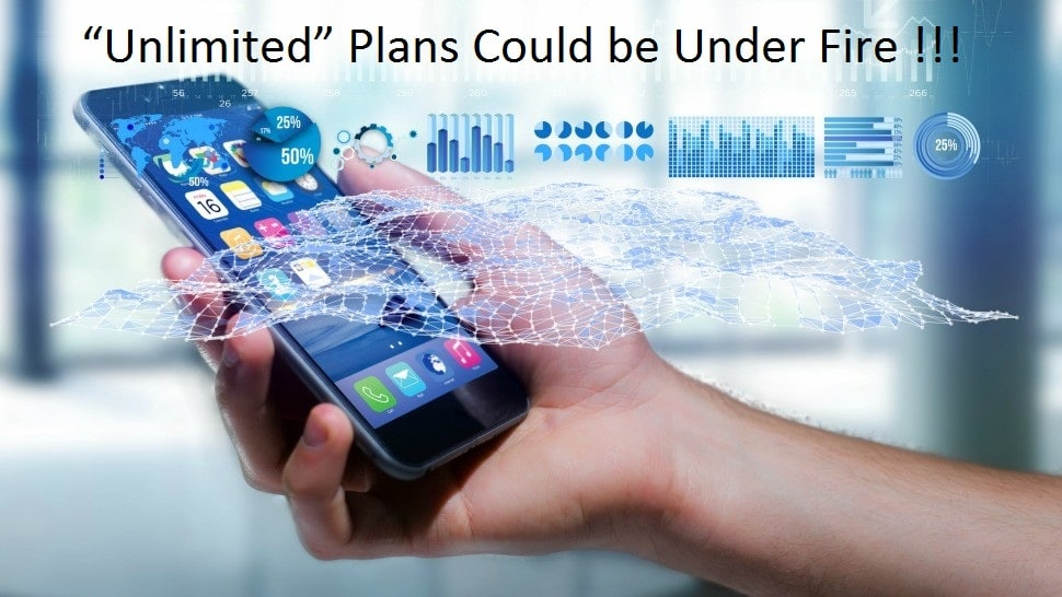 Unlimited Plans Could be Under Fire