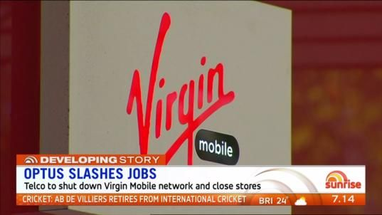 Virgin Mobile Gone by 2020 as Optus Pulls the Plug