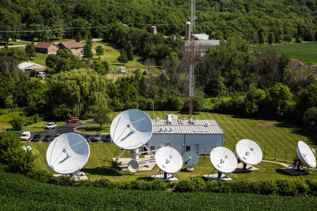 Telstra's Satellite Solution Brings Data to Rural Areas