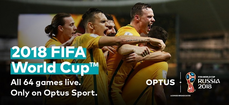 Optus and SBS Release the Official 2018 FIFA World Cup Apps