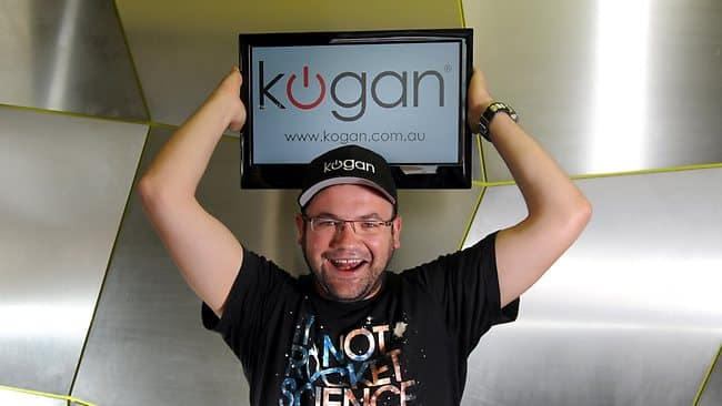 Kogan is becoming a major MVNO