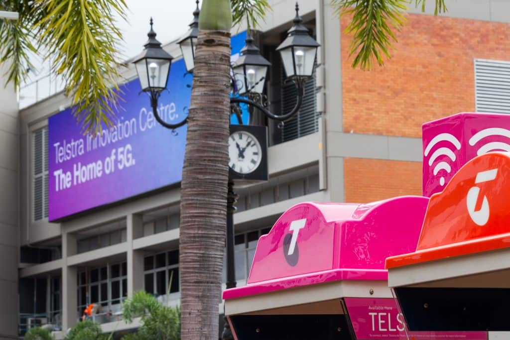 Telstra and Ericsson Bring 5G Networks to Australia