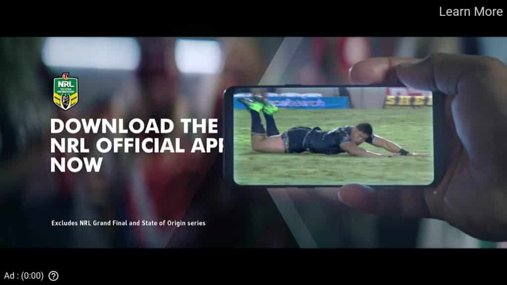 OVOPlay sports streaming image 1