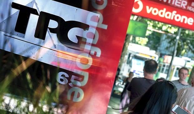 TPG Vodafone merge