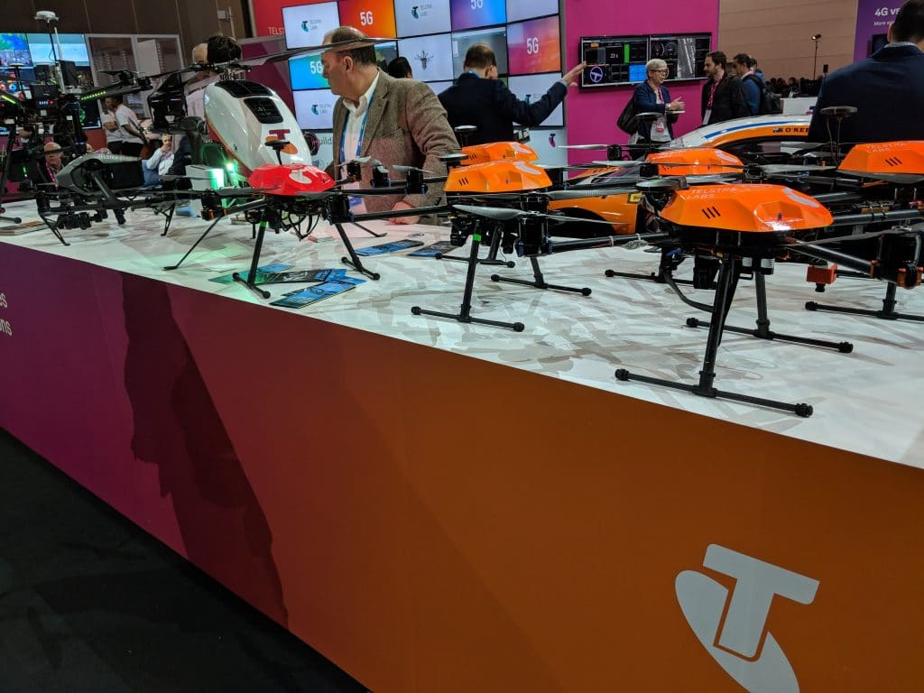 Telstra to Improve Coverage and Leverage Drones