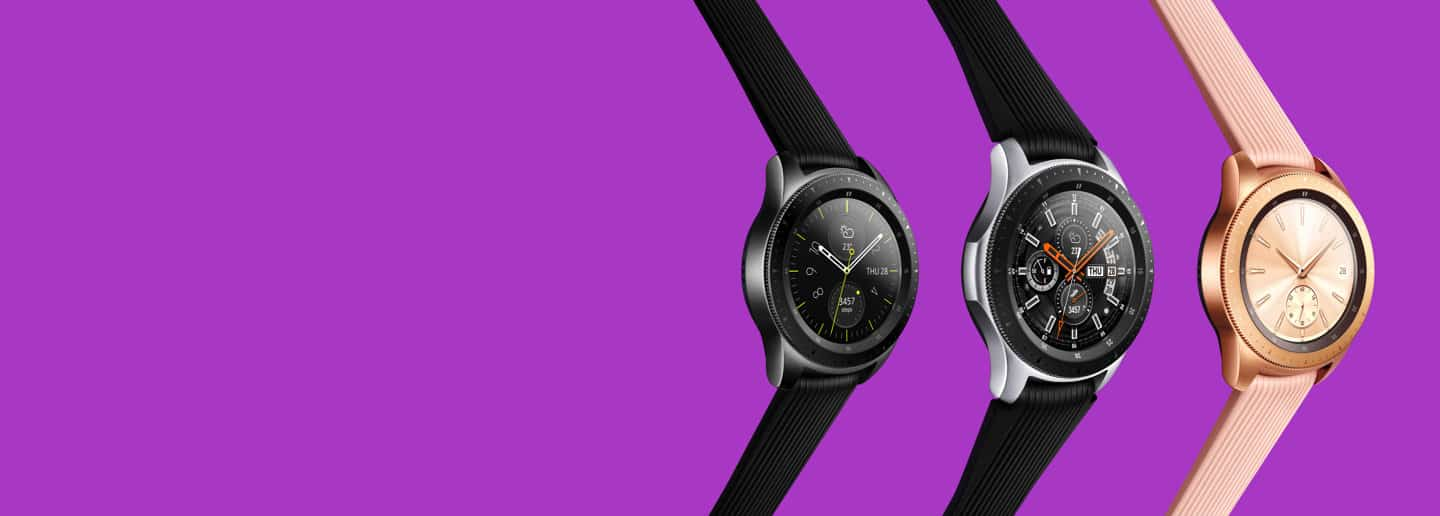 Samsung Release a New Smartwatch