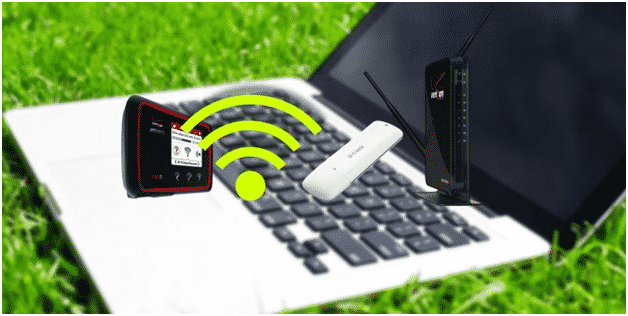 Dongle, router, smartphone tether? Mobile Internet options.