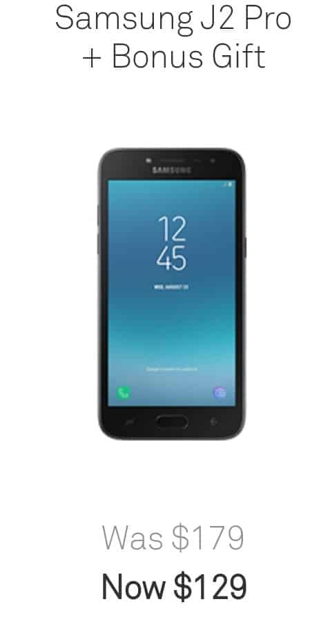 To gain new customers and retain existing ones, Telstra is offering a discount of $50 on selected Android mobile phones.