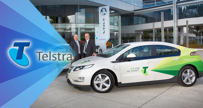 Telstra and Lexus building SIMs to cars