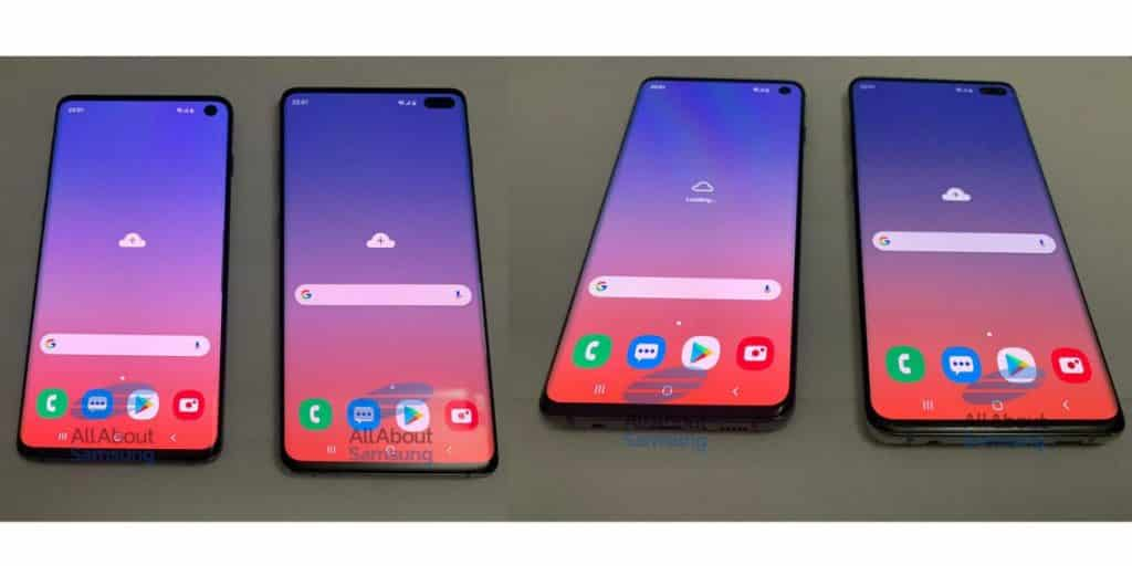 Samsung continues its S series with this year's Samsung Galaxy S10 lineup, with at least one version featuring 5G capabilities.
