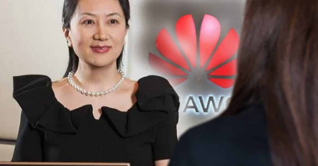 Huawei CFO was arrested in Canada and faces United States extradition requests.
