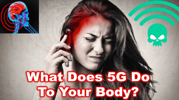 5G may have some negative effects on the body.