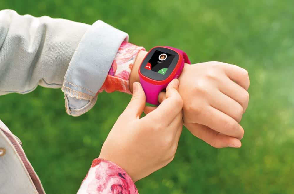 Alcatel 3G family watch for kids