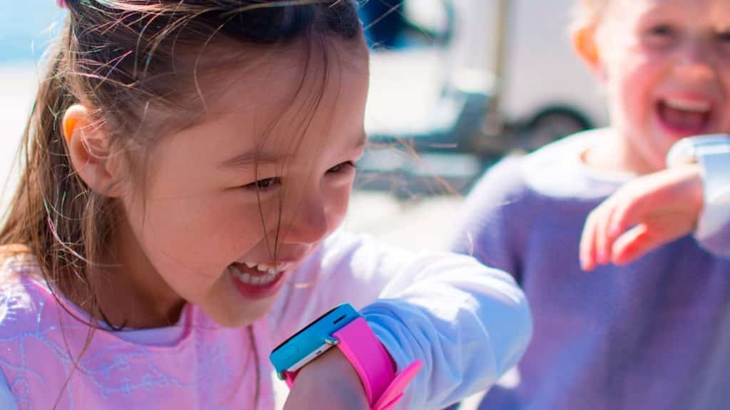 Alcatel smartwatch for kids