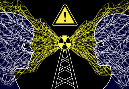Electromagnetic fields can have negative effects on the human body, contributing or causing some health issues.