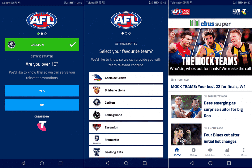 From EPL to NRL and beyond, the list of Australian telcos offering data-free sports streaming continues to grow.