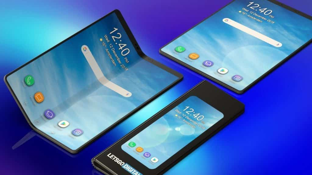Samsung Galaxy Fold – Samsung's first foldable phone