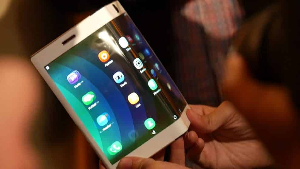 Samsung's first foldable phone - Galaxy Fold