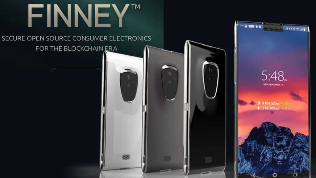 Finney – Sirin Labs's blockchain phone