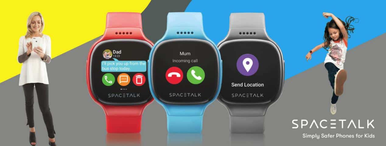 What is the Space Talk Watch for Kids?