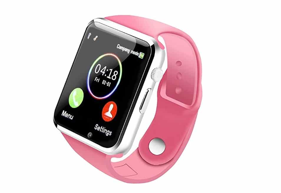 The WJPILIS Touch Screen Smart Wrist Watch, A Child Tracking Device