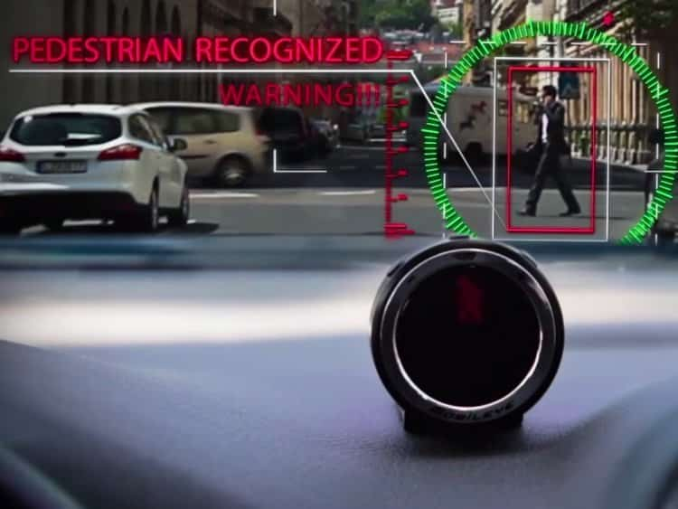 New dashboard camera features go beyond recording.