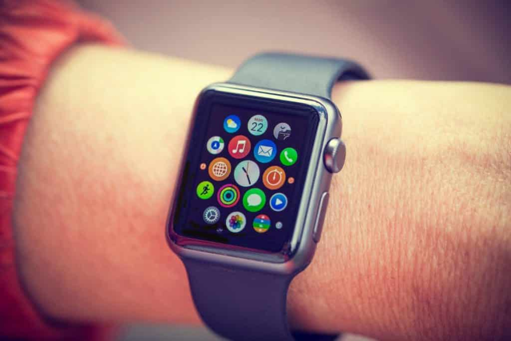 Smartwatches are loaded with apps that are normally available on smartphones.