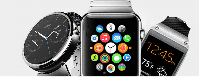 The smartwatch market is over-saturated, making it difficult to make a choice.