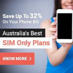 Australia's  SIM Only Plans