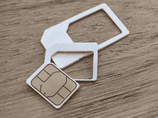 prepaid starter SIM