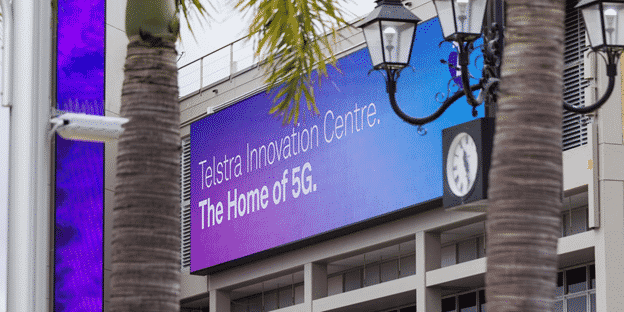 Telstra is Australia's leading telco.
