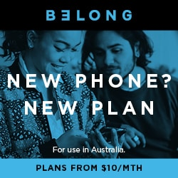 Belong Mobile Plans