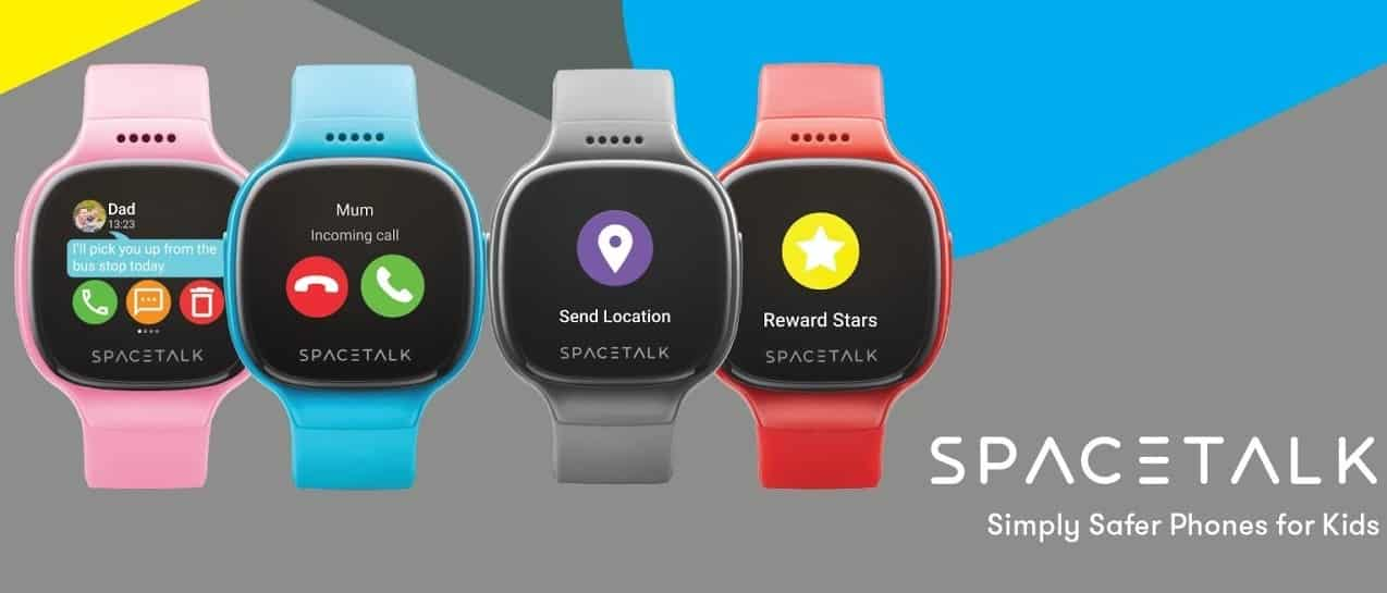 SPACETALK Kids smartwatch