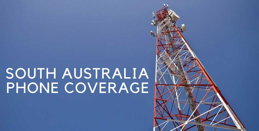 Phone Coverage in South Australia